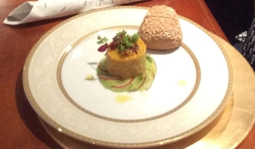 Dinner Party Starter Ideas Part - 34: Potted Shrimp Starter